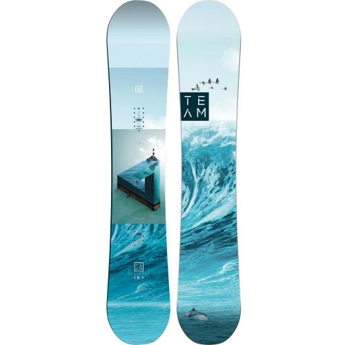 Plăci Snowboard - Nitro TEAM EXPOSURE | Snowboard