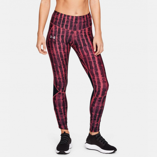 Imbracaminte - Under Armour UA Armour Fly Fast Printed Tights 0323 | Fitness