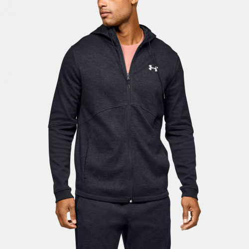 Imbracaminte - Under Armour UA Double Kni Full Zip Hoodie 2012 | Fitness