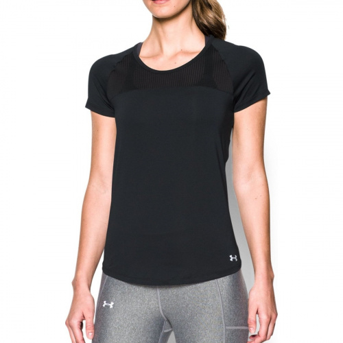 Imbracaminte - Under Armour UA Fly-By Short Sleeve 0893 | Fitness