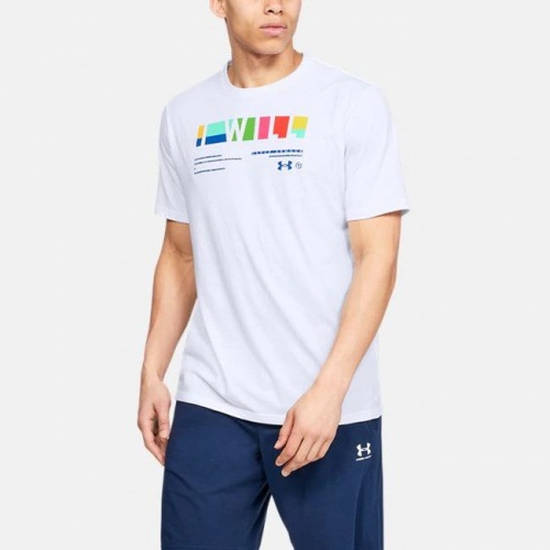 Îmbrăcăminte - Under Armour UA I Will Multi T-Shirt 8436 | Fitness