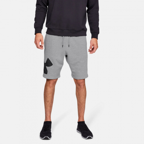 Imbracaminte - Under Armour UA Rival Fleece Logo Shorts 9747 | Fitness