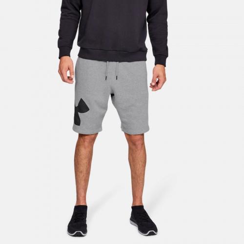 Îmbrăcăminte - Under Armour UA Rival Fleece Logo Shorts 9747 | Fitness