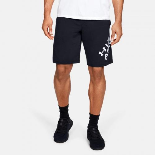 Îmbrăcăminte - Under Armour UA Sportstyle Cotton Graphic Shorts 5617 | Fitness