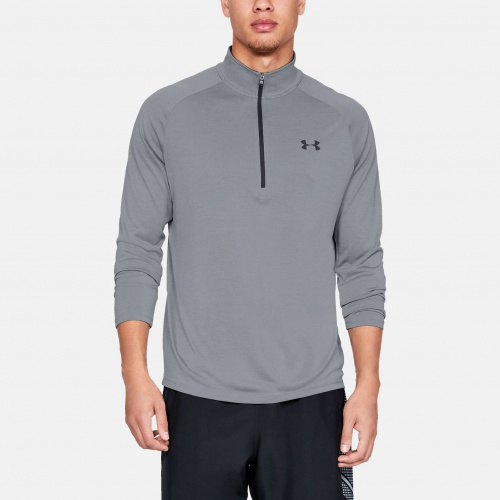 Imbracaminte - Under Armour UA Tech 1/2 Zip Long Sleeve 8495 | Fitness