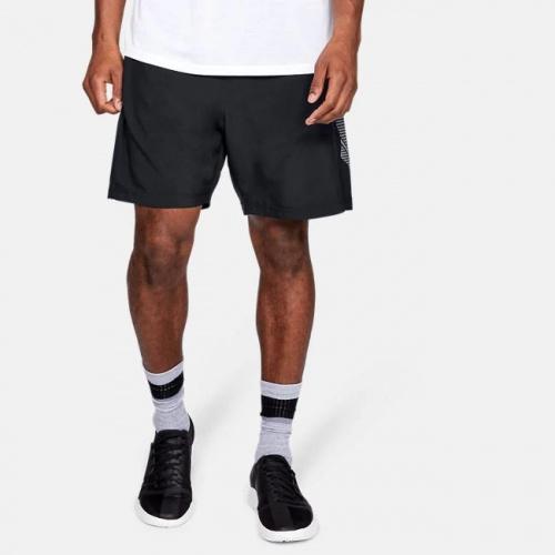 Îmbrăcăminte - Under Armour UA Woven Graphic Shorts 9651 | Fitness