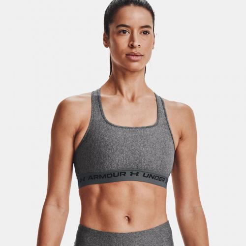 Îmbrăcăminte - Under Armour Armour Mid Crossback Heather   Fitness