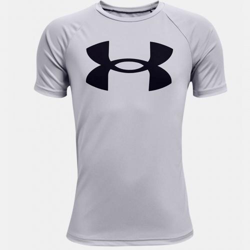 Îmbrăcăminte - Under Armour Boys UA Tech Big Logo T-Shirt 3283   Fitness