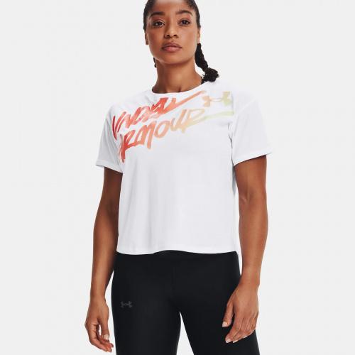 Îmbrăcăminte - Under Armour Chroma Graphic T-Shirt   Fitness