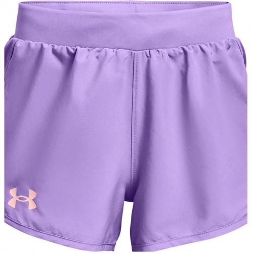 Îmbrăcăminte - Under Armour Girls UA Fly-By Shorts   Fitness