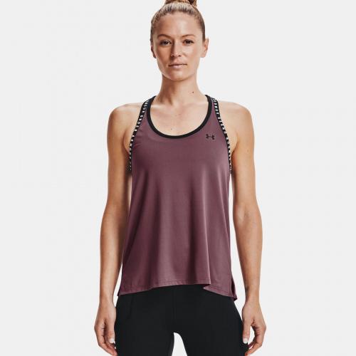 Îmbrăcăminte - Under Armour Knockout Tank 1596 | Fitness