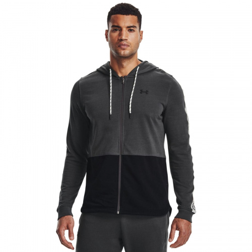Îmbrăcăminte - Under Armour Rival Terry full zip | Fitness