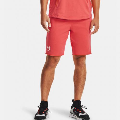 Îmbrăcăminte - Under Armour Rival Terry Shorts 1631   Fitness
