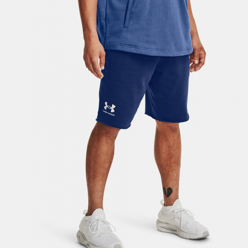 Îmbrăcăminte - Under Armour Rival Terry Shorts 1631 | Fitness