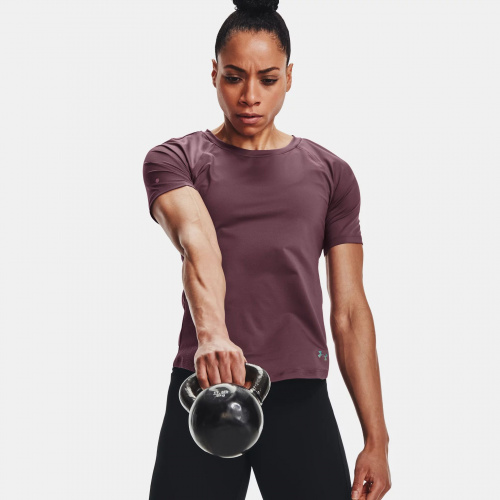 Îmbrăcăminte - Under Armour RUSH HeatGear Mesh Short Sleeve | Fitness