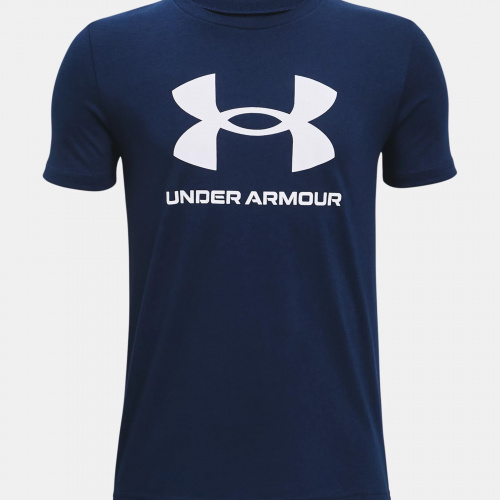 Îmbrăcăminte - Under Armour Sportstyle Logo Short Sleeve 3282 | Fitness