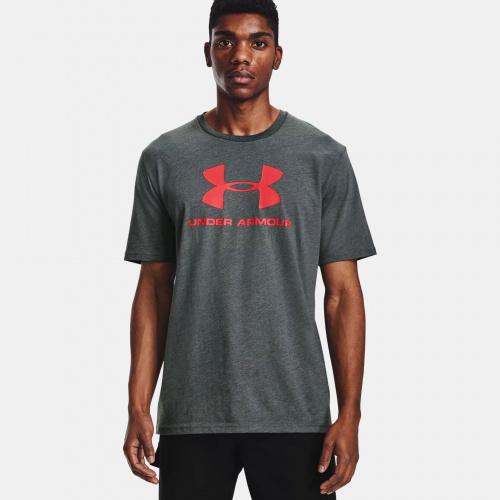 Îmbrăcăminte - Under Armour Sportstyle Logo Short Sleeve 9590 | Fitness