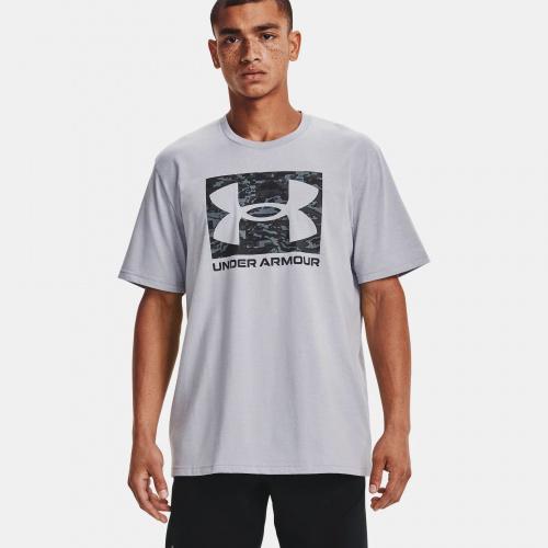 Îmbrăcăminte - Under Armour UA ABC Camo Boxed Logo SS 1673 | Fitness