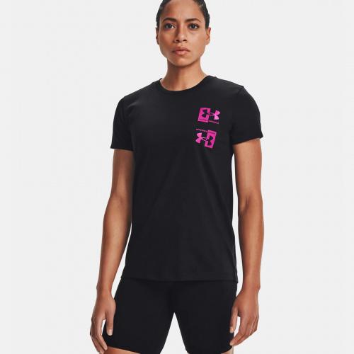Îmbrăcăminte - Under Armour UA Graphic Short Sleeve 5136 | Fitness