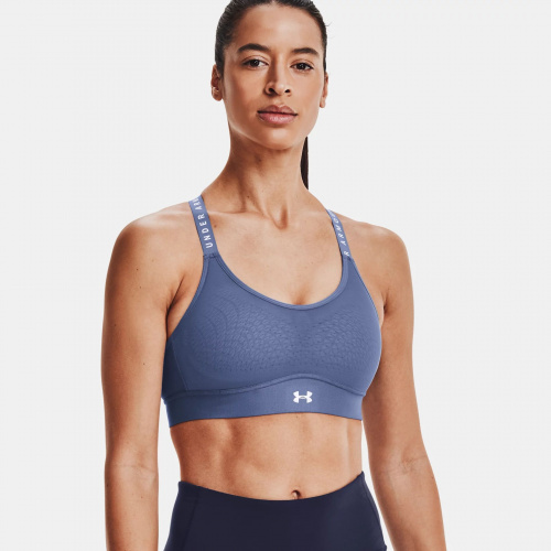 Îmbrăcăminte - Under Armour UA Infinity Mid Sports Bra 1990 | Fitness