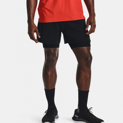 Îmbrăcăminte - Under Armour UA Iso-Chill Run 2-in-1 Shorts  | Fitness