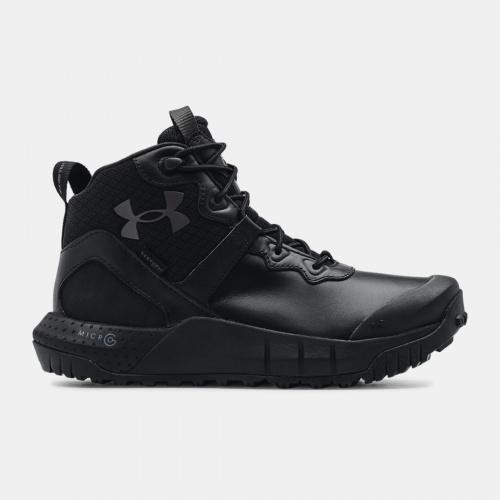 Încălțăminte - Under Armour UA Micro G Valsetz Mid Leather Waterproof Tactical Boots | Fitness