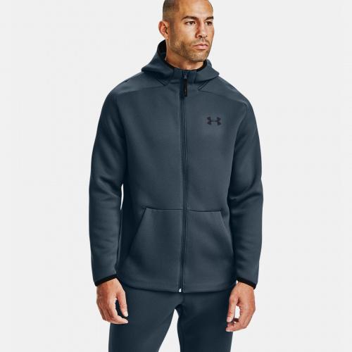 Îmbrăcăminte - Under Armour UA Move Full Zip Hoodie 4974 | Fitness