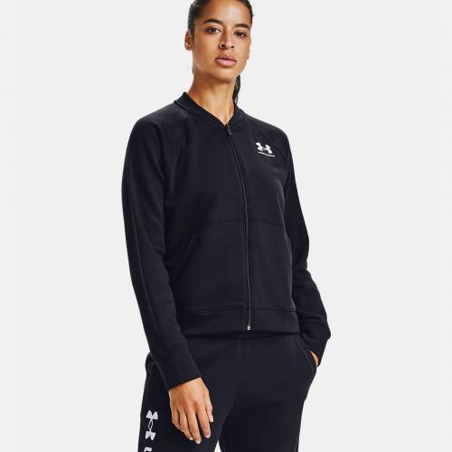 Îmbrăcăminte - Under Armour UA Rival Fleece Jacket 8148 | Fitness