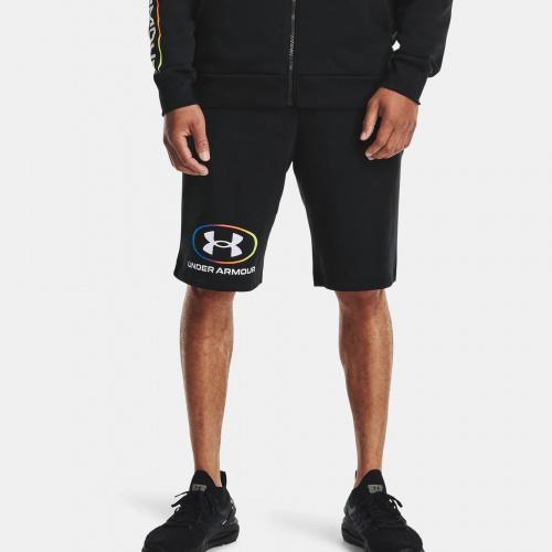 Îmbrăcăminte - Under Armour UA Rival Fleece Lockertag Shorts 1625 | Fitness