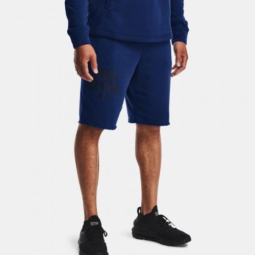 Îmbrăcăminte - Under Armour UA Rival Terry Collegiate Shorts  | Fitness