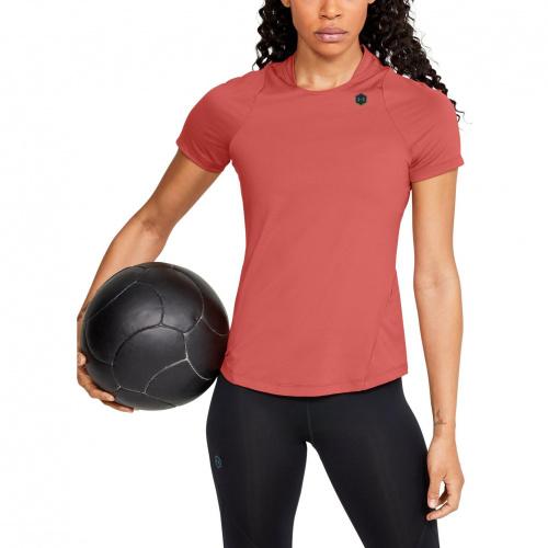 Îmbrăcăminte - Under Armour UA Rush Short Sleeve 2468 | Fitness