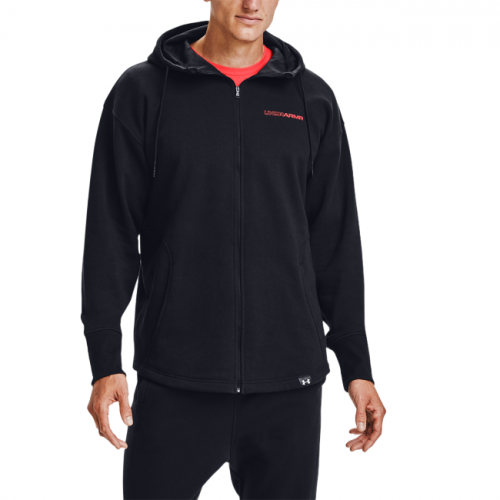 Îmbrăcăminte - Under Armour UA S5 Fleece Full Zip 9442 | Fitness