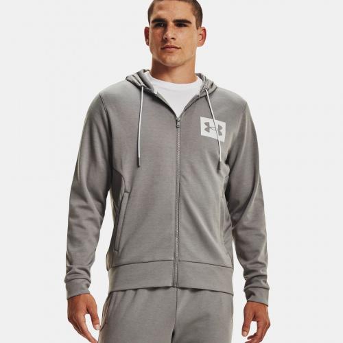 Îmbrăcăminte - Under Armour UA Summit Knit Full-Zip Hoodie | Fitness
