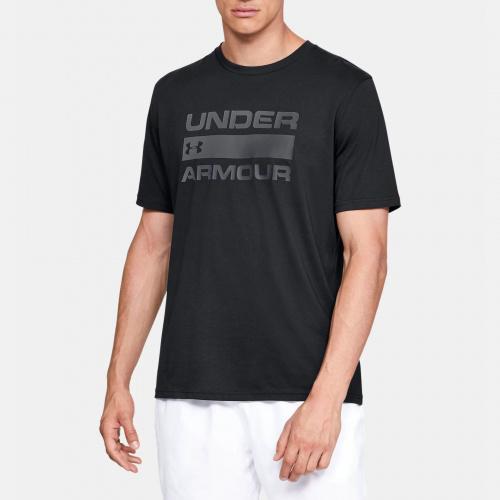Îmbrăcăminte - Under Armour UA Team Issue Wordmark T-Shirt 9582 | Fitness