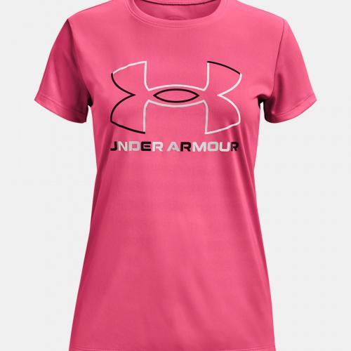 Îmbrăcăminte - Under Armour UA Tech Big Logo Short Sleeve | Fitness