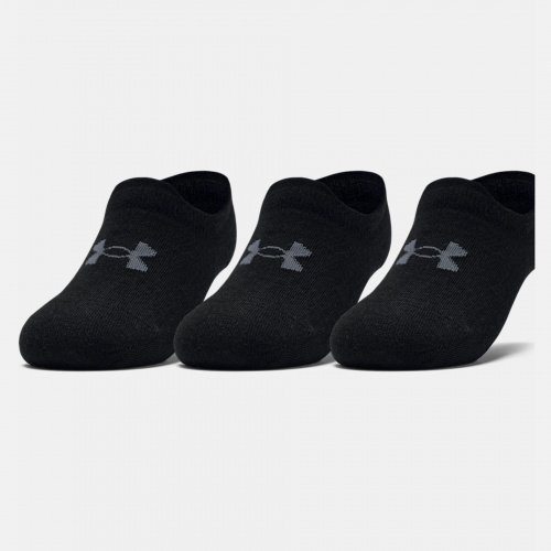 Accesorii - Under Armour Unisex UA Ultra Lo - 3-Pack Socks 1784 | Fitness