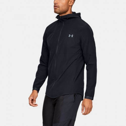 Imbracaminte - Under Armour Vanish Woven Full Zip Jacket 5725 | Fitness