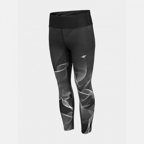 Imbracaminte - 4f Women Running Leggings SPDF010 | Fitness