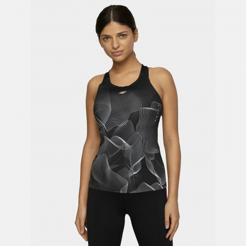 Imbracaminte - 4f Women Running Top TSDF009 | Fitness