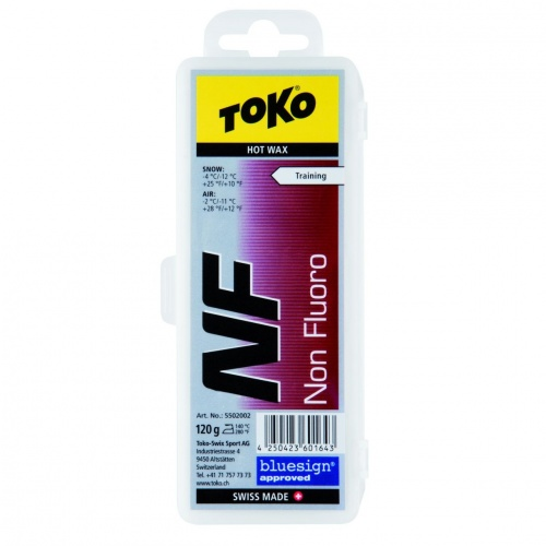 Ceara - Toko Ceara NF Hot Wax red 120g | Accesorii