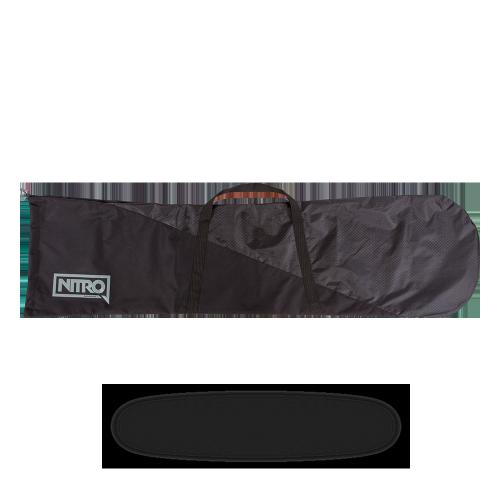 Huse Ski & Snow - Nitro Light Sack Jet Black | accesorii