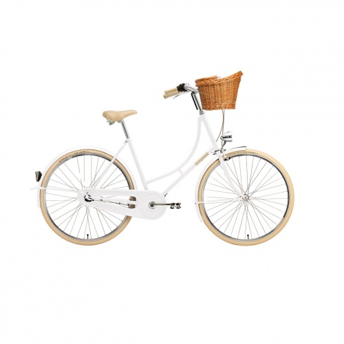 City Bike - Creme Cycles Holymoly Lady Solo White | Biciclete