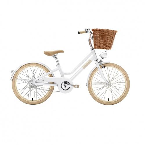 City Kids - Creme Cycles MINI MOLLY 20 WHITE | Biciclete