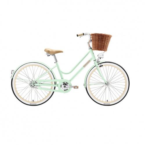 City Kids - Creme Cycles MINI MOLLY 24 PISTACHIO | Biciclete
