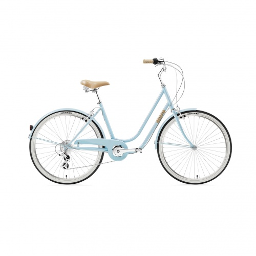 City Bike - Creme Cycles MOLLY UNO LIGHT BLUE | Biciclete