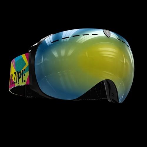 Ochelari Ski & Snow - Dr. Zipe HEADMASTER L VII | echipament-snow
