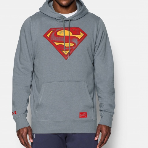 Imbracaminte - Under Armour Alter Ego Superman Hoodie | fitness