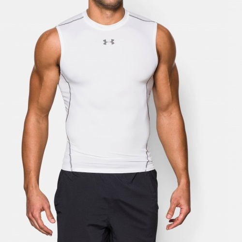 Imbracaminte - Under Armour Armour Compr. Tank Top | fitness