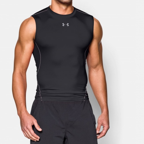 Imbracaminte - Under Armour Armour Compression Tank Top | fitness