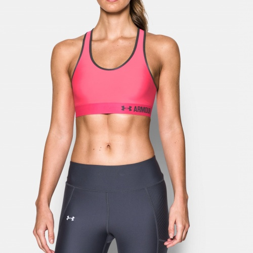 Imbracaminte - Under Armour Armour Mid Bra 3504 | Fitness